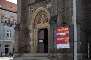 Ohlédnutí za Nocí kostelů 2020