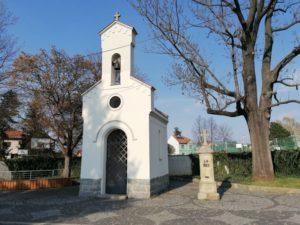 Kaplička sv. Jiří v Lobečku