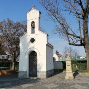Kaplička sv. Jiří – Lobeček