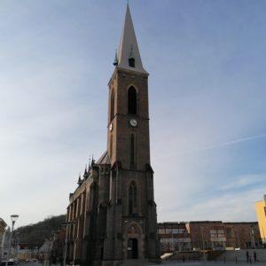 Kostel Nanebevzetí Panny Marie a sv. Václava – Kralupy