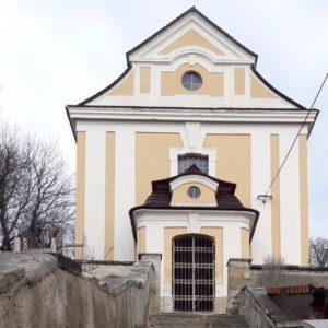 Kostel Narození sv. Jana Křtitele – Zeměchy