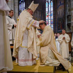 Kněžské svěcení – červen 2020
