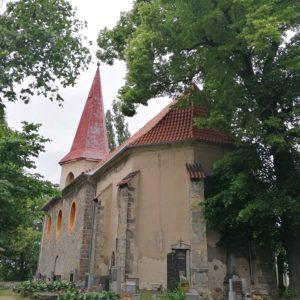 Kostel sv. Klimenta – Chržín