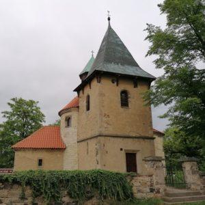 Kostel Narození Panny Marie – Holubice