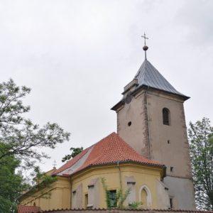 Kostel sv. Jakuba Většího – Minice