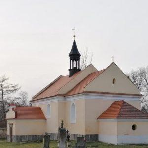 Kostel Všech svatých – Malovary