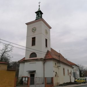 Kostel Narození sv. Jana Křtitele – Veltrusy