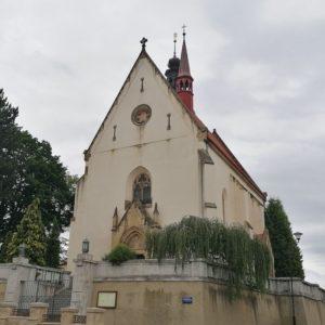 Kostel sv. Kateřiny Alexandrijské – Velvary