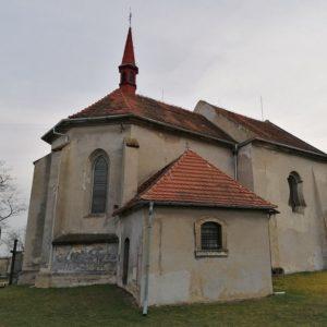 Kostel Narození Panny Marie – Vepřek