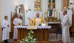 Nedělní bohoslužby v době omezení
