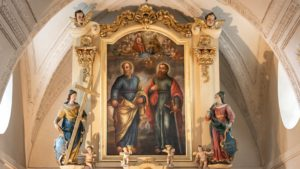 Poutní mše svatá ve Chvatěrubech